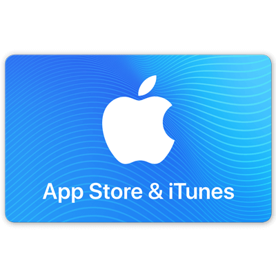 App Store & iTunes Gift Card Gift Card