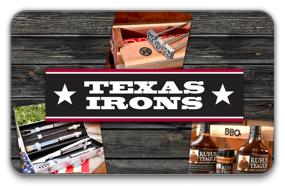Free $5 Texas Irons gift card